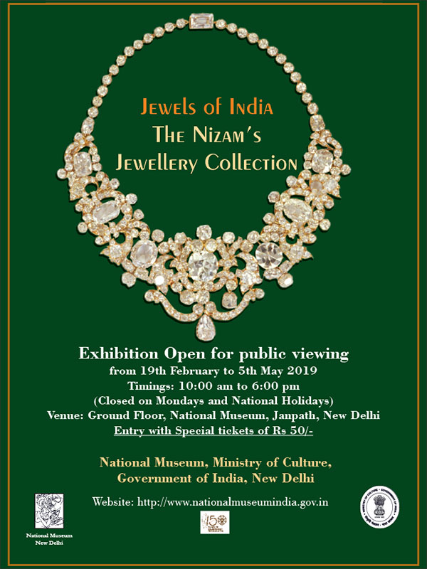 Jewels of India: The Nizam's Jewellery Collection