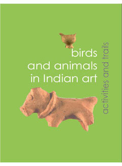Birds and Animals in Indian art